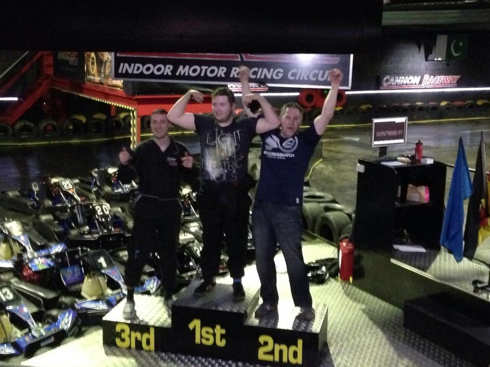 Try Go Karting for a Stag Do or Hen Party with a Difference