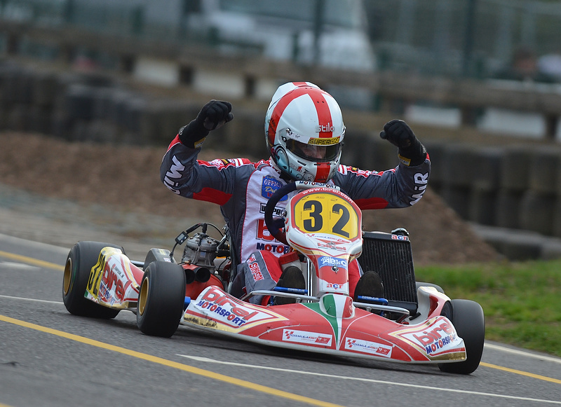 10 Go Karting Tips from Former British Champion Mike Simpson