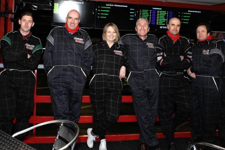 Our Clients Got a Kick From Corporate Karting