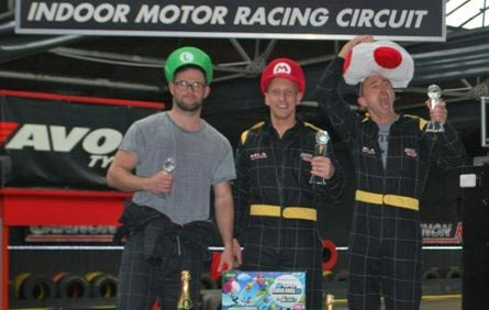 Mama Mia! Mario Kart 8 Launches at Cannon Raceway