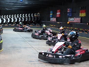 Go Karting West Midlands >> Go Karting Birmingham With Cannon Raceway Uks Fastest
