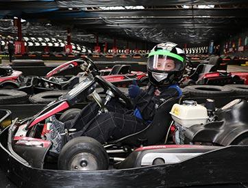 Go Karting Birmingham with CANNON RACEWAY : UKs Fastest Indoor