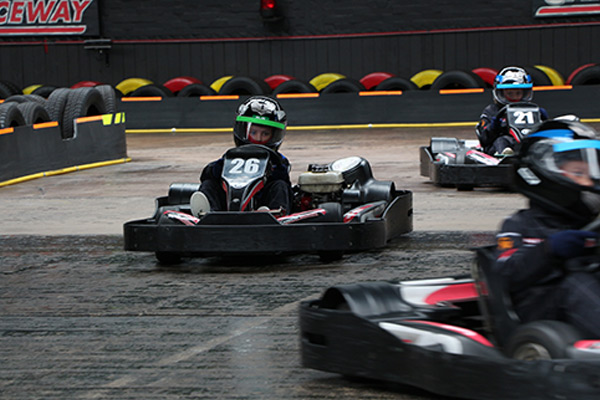 Childrens Open Karting