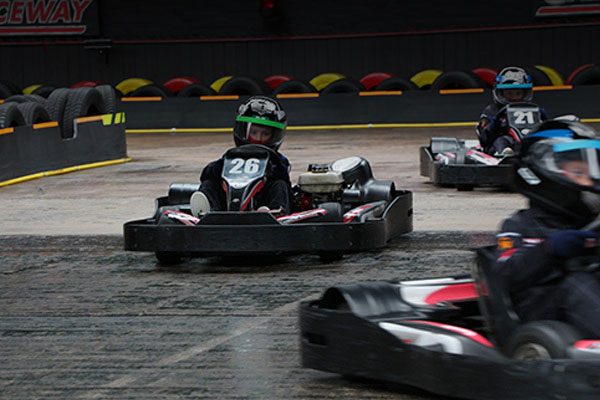 Childrens Open Karting