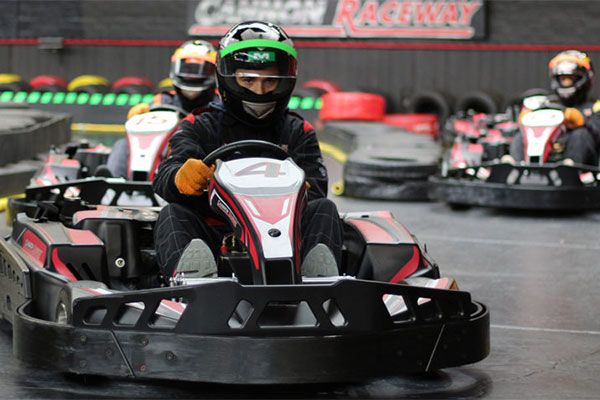 Adults Open Karting