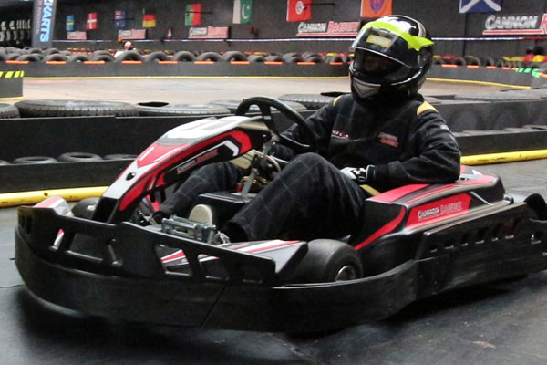 Corporate Karting